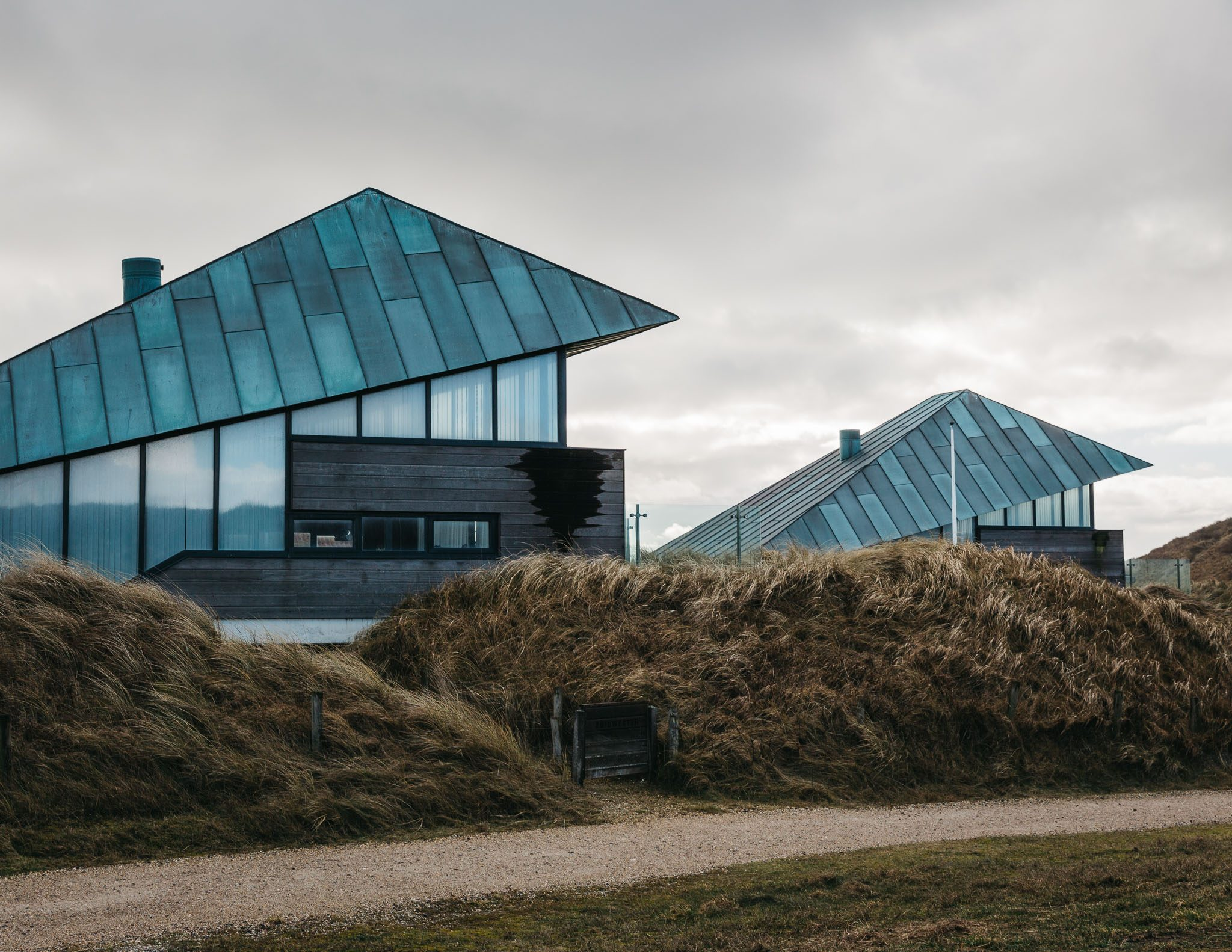 Holiday apartments in the dunes